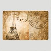 Vintage Paris Cushioned Floor Mat