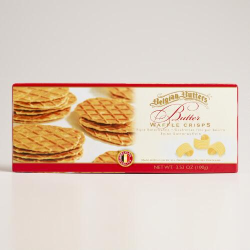 Belgian Butters Wafer Crisps