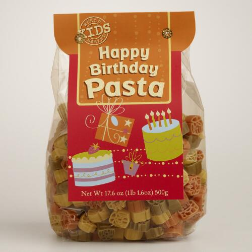 World Market® Birthday Pasta