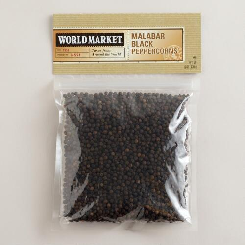 Peppercorn Malabar World Market® Spice Bag