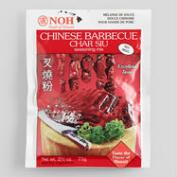 NOH Chinese BBQ Char Siu Seasoning Mix, Set of 2