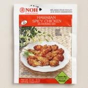 NOH Hawaiian Spicy Chicken Seasoning Mix, Set of 2