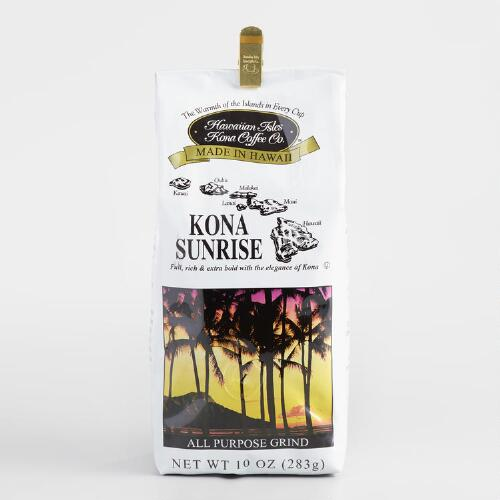 Hawaiian Isles Kona Sunrise Coffee