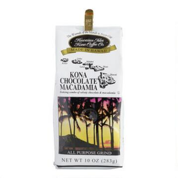 Hawaiian Isles Chocolate Macadamia Kona Coffee