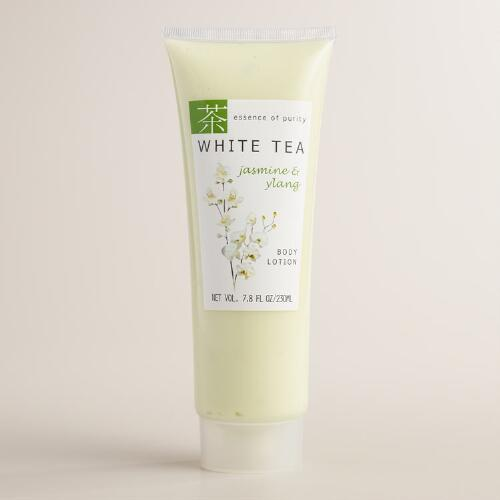 White Tea Jasmine & Ylang Body Lotion
