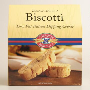 Coffaro's Almond Biscotti, 2-Pound Value Box