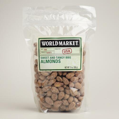 World Market® Sweet Tangy BBQ Almonds
