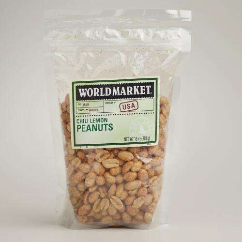 World Market® Chili Limon Peanuts