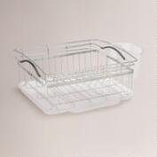 Compact Expandable Dish Rack