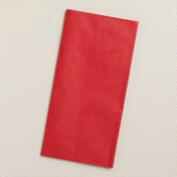 Red Mulberry Tissue, Set of 2
