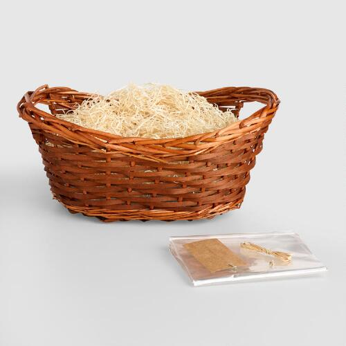 Walnut Gift Basket Kit