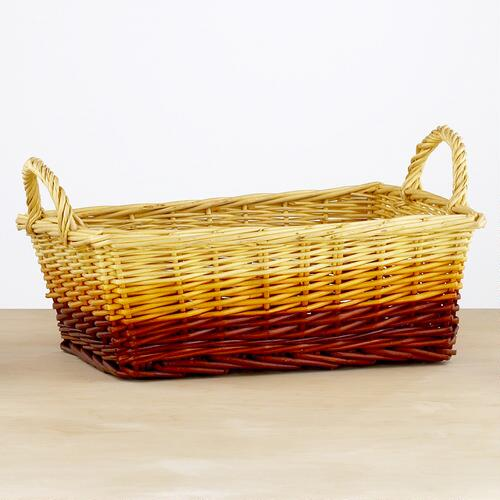 Rectangular Ombre Basket