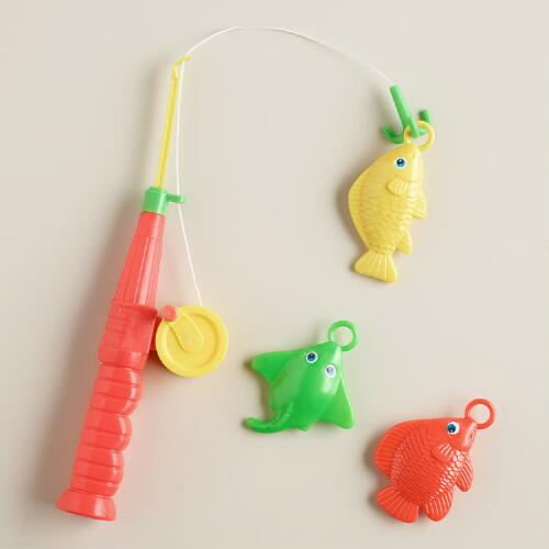 Tub Fun Fishing Set