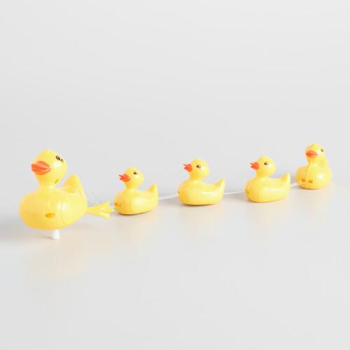 Duck Family Bath Toy