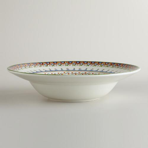 Passaro Serving Bowl