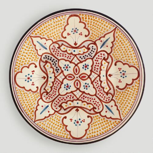 Honey Soukra Dinner Plate