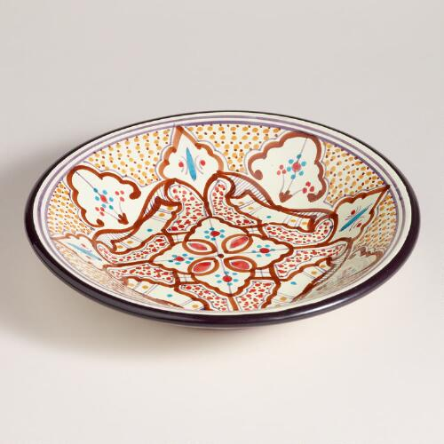 Honey Soukra Serving Bowl