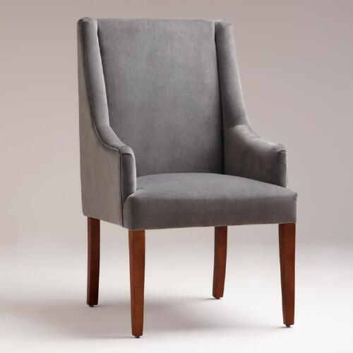Concrete Hayden Dining Chair