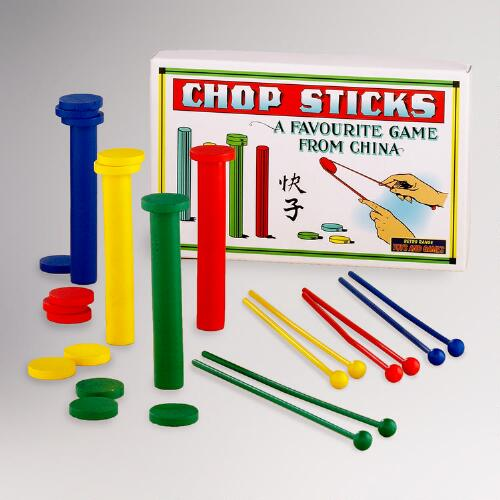 Retro Chop Sticks Game