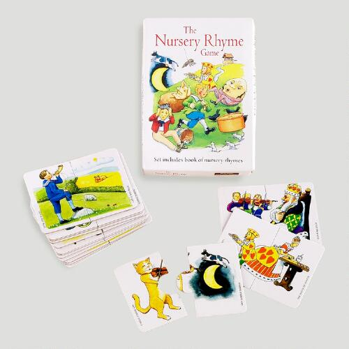 Retro Nursery Rhyme Game