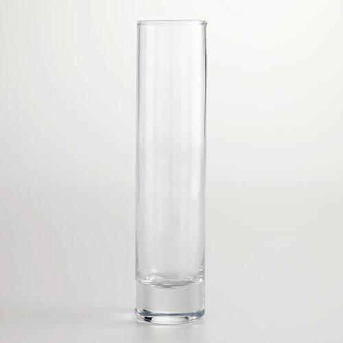 Cylinder Bud Vases, Set of 12