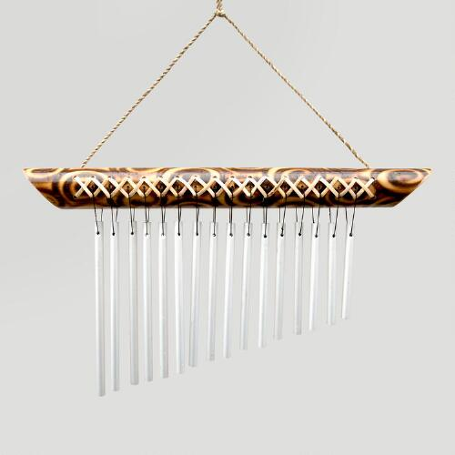 Bamboo and Rattan Wind Chimes