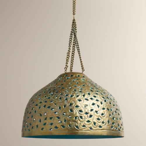Desiree Metal Bell Pendant Lamp