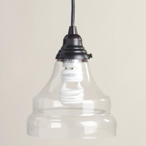 Harriet Glass Pendant Lamp