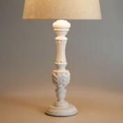 Klara Antique Candlestick Table Lamp Base