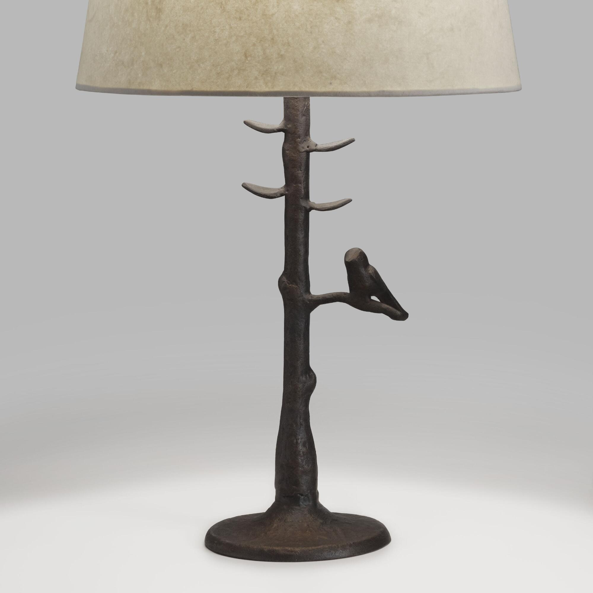 Woodlands table lamp base world market for Floor lamp stand online india