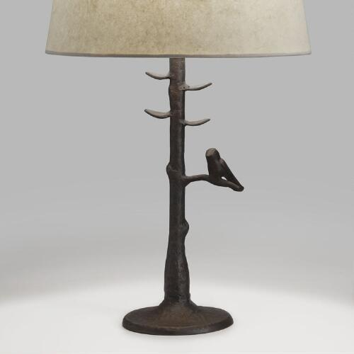 Woodlands Table Lamp Base
