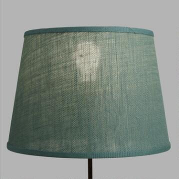 Thyme Burlap Table Lamp Shade