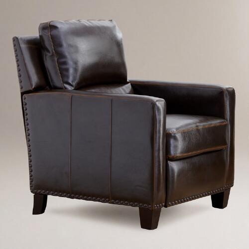 Barrington Bi-Cast Leather Recliner