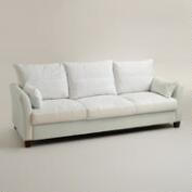 Luxe 3-Seat Sofa Frame