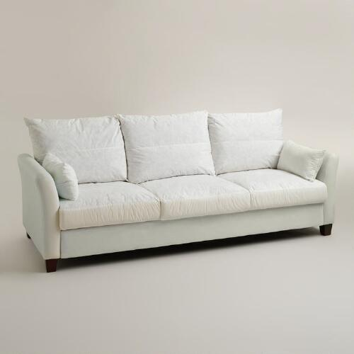 Luxe Three-Seat Sofa Frame