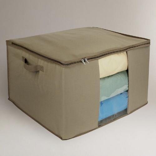 Extra Large Cedar & Canvas Storage Bag