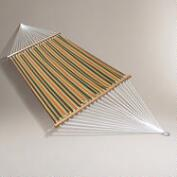 Festive Stripe 2-Person 13' Fabric Hammock