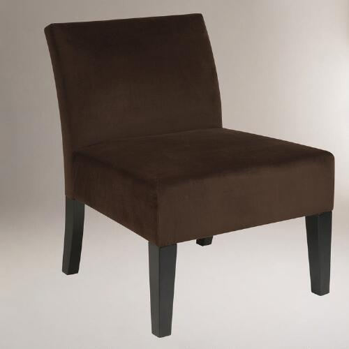 Chocolate Brushed Huntington Chair