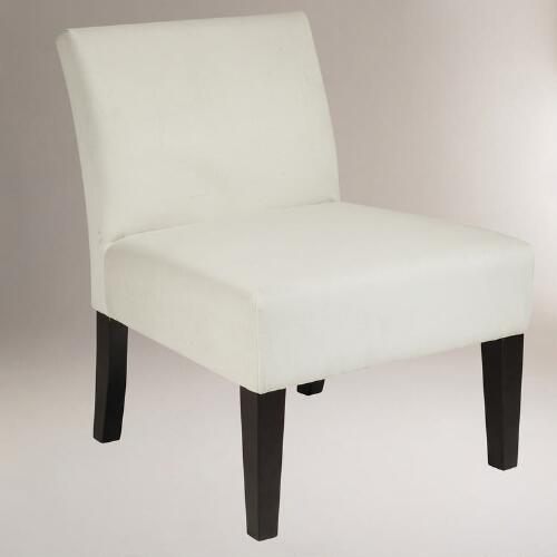 Oyster Brushed Huntington Chair