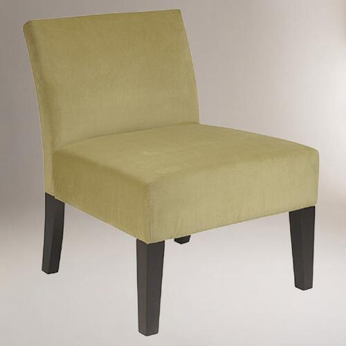 Basil Brushed Huntington Chair