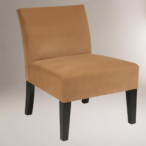 Butternut Brushed Huntington Chair