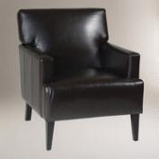Leather Jonathan Armchair