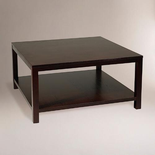 Square Porter Coffee Table