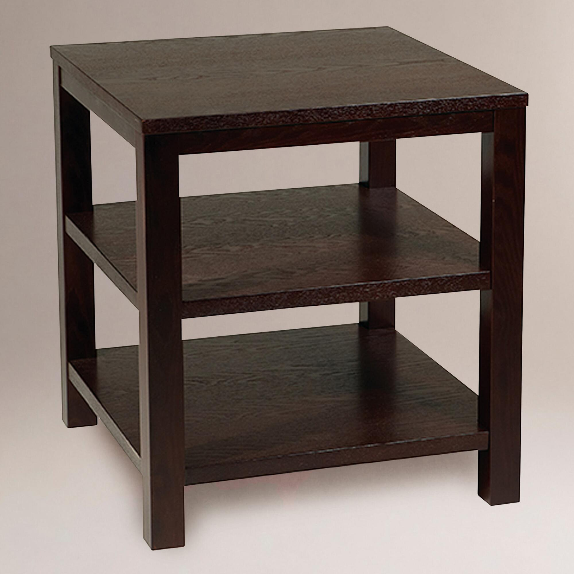 Square Porter End Table World Market