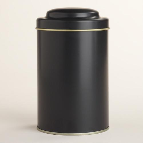 Black Tea Tin