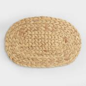Natural Fiber Oval Placemat, Set of 4
