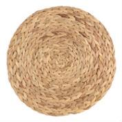 Natural Fiber Round Placemat, Set of 4
