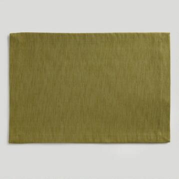 Fern Khadi Placemat, Set of 4