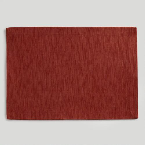 Spice Khadi Placemat, Set of 4