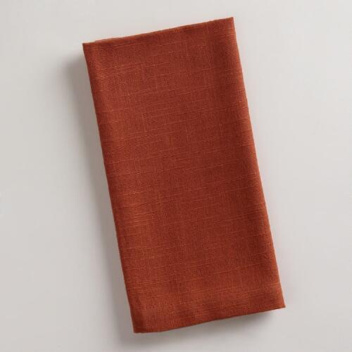 Spice Khadi Napkin, Set of 4